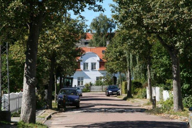 4225882-den-hvide-by-ved-peter-bangs-vej-blev-bygget-af-frederiksberg-gasvrkarbejdernes-byggeforening