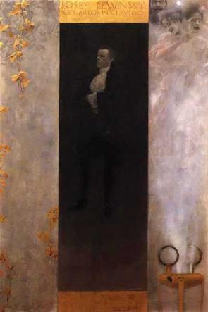 klimt-hofburgschauspieler-josef-lewinsky-als-carlos-1895