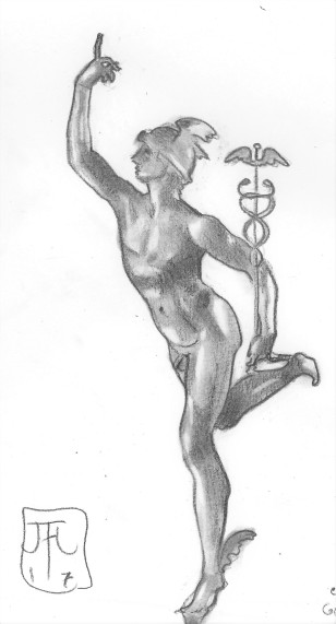 Merkur,Giambologna